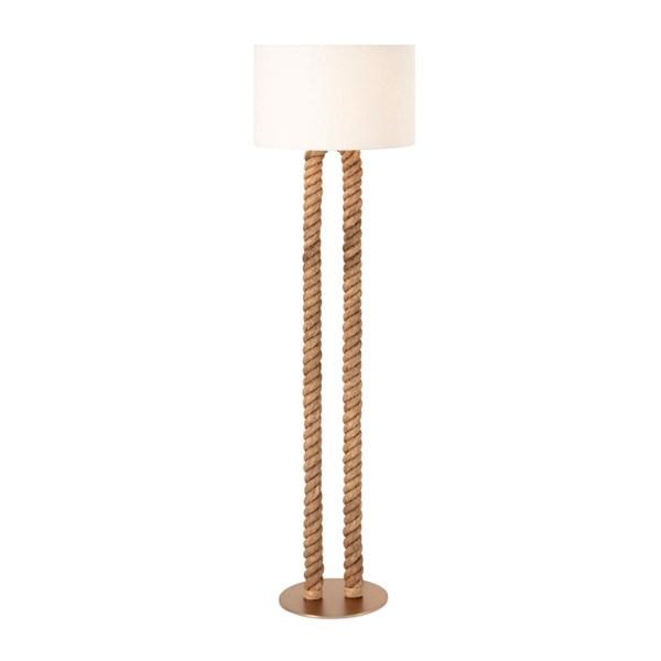 Trieste Rope Floor Lamp