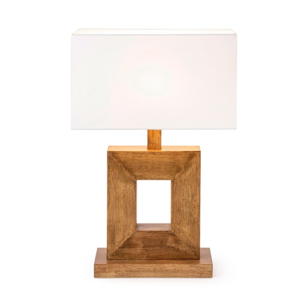 Modena Wood Table Lamp