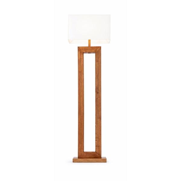 Modena Wood Floor Lamp