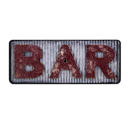 Garzon Bar Sign