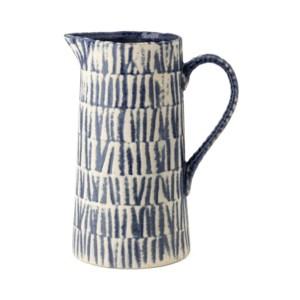 Jabal Decorative Ceramic Pitcher