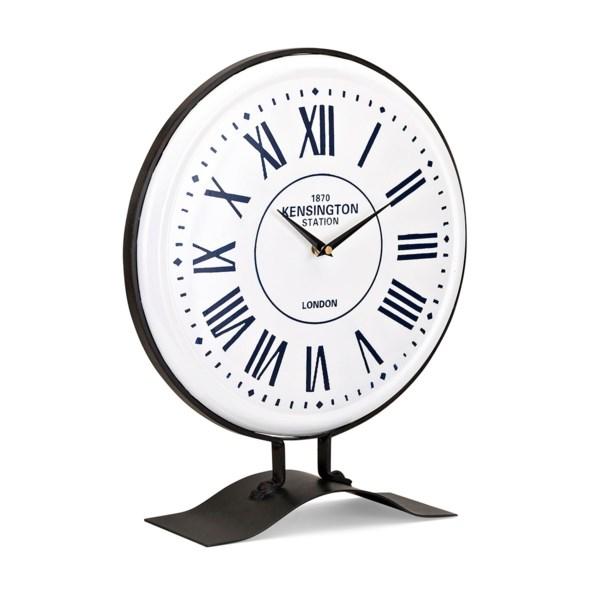 Fenton Table Clock