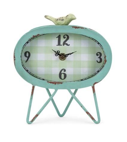 Lottie Table Clock