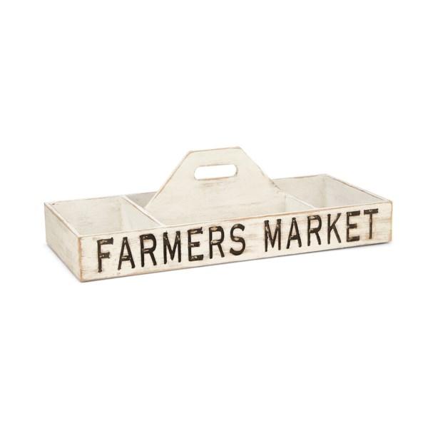 Farmer's Market Caddy