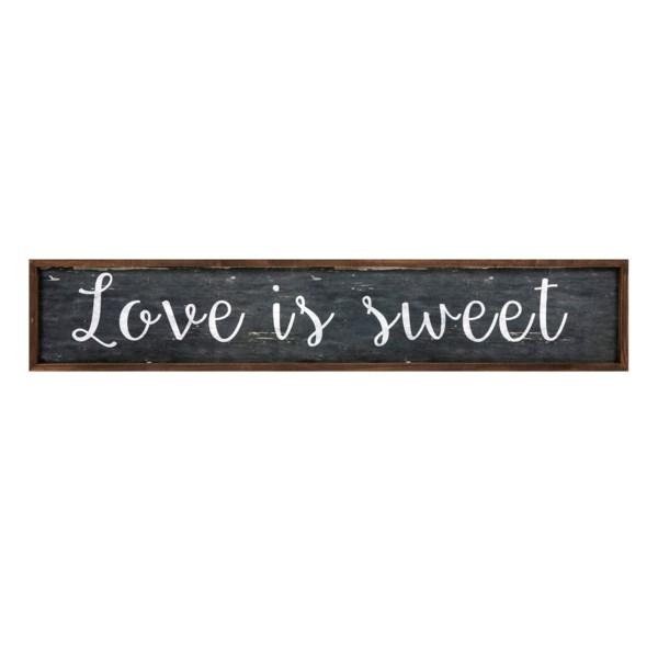 Love Is Sweet Wall Decor