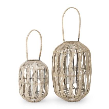 Karlingo Lanterns - Set of 2