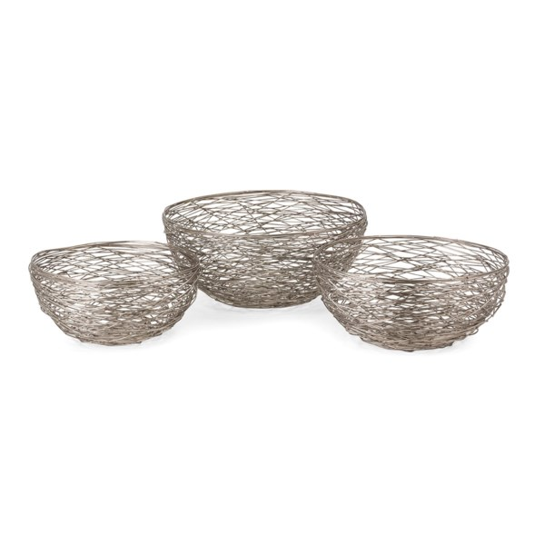 TY Bluebird Nesting Bowls - Set of 3