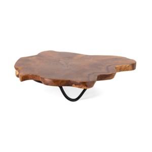 Preston Small Teak wood Tray