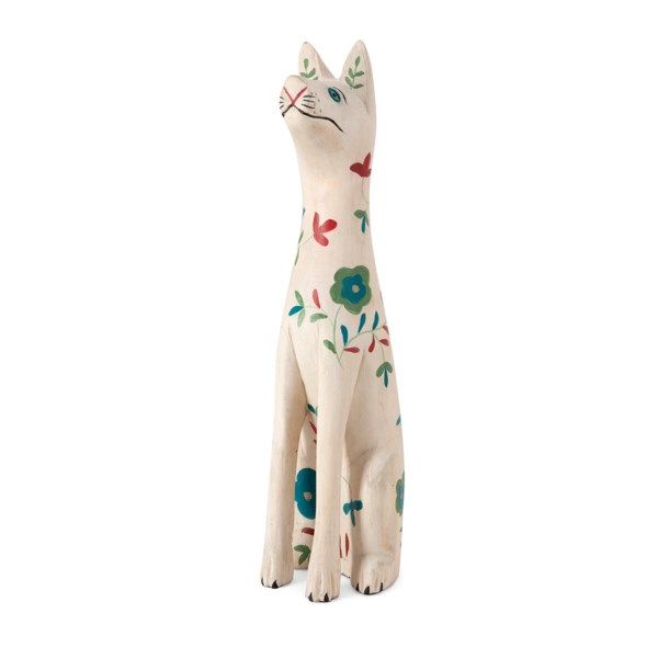 Mi Mascota Dog Handpainted Statuary