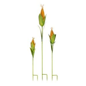 Corn Garden Stakes - Set of 3