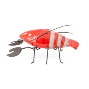 Harbor Ceramic and Metal Lobster