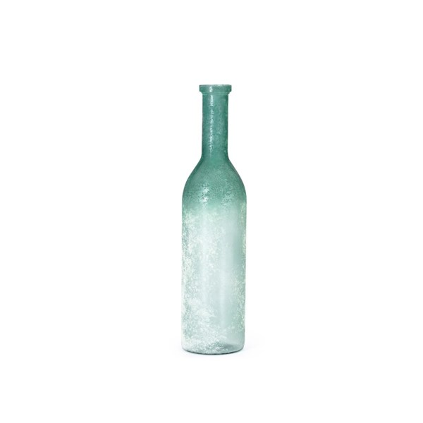Carson LARGE Oversized Recycled Glass Bottle