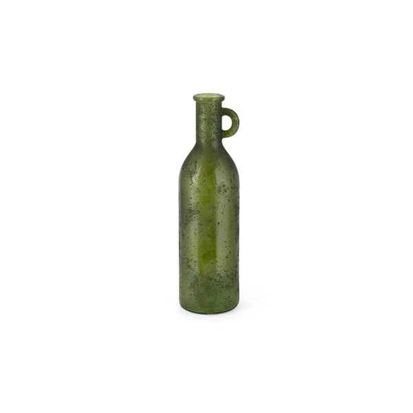 Verde Small Oversized Recycled Glass Bottle