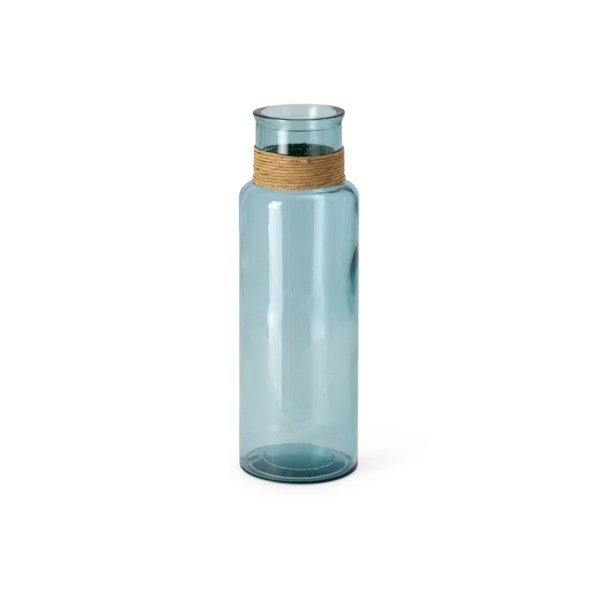 Beckett Small Recycled Glass Vase