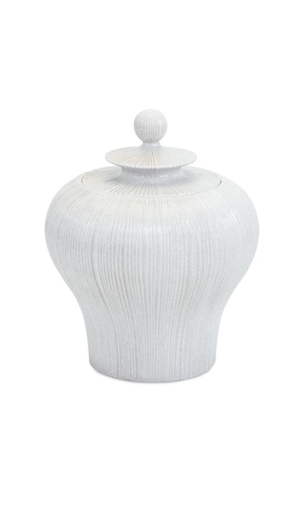 Lexyn Short Lidded Urn
