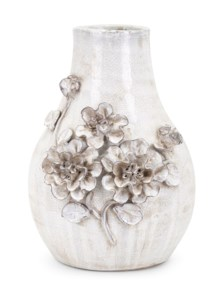 Bloom Large Stoneware Vase