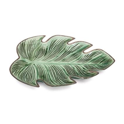 Tering Leaf Plate