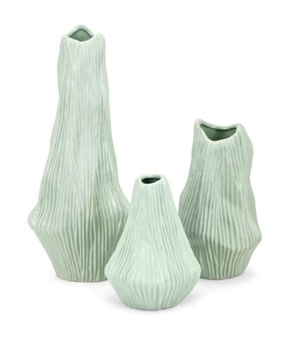 Selina Wavy Vases - Set of 3