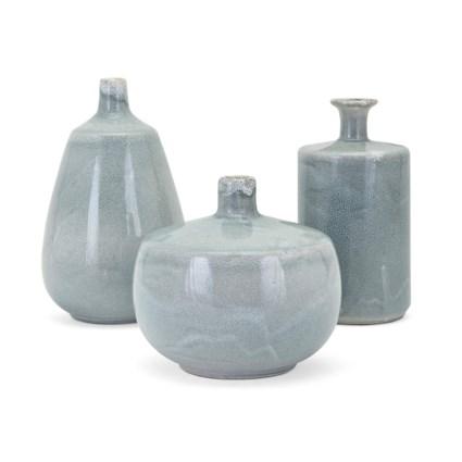 Delta Vases - Set of 3