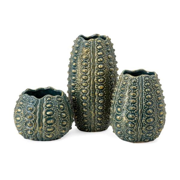 Urchin Vases - Set of 3