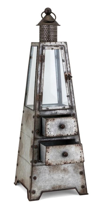 Hattie Large Lantern