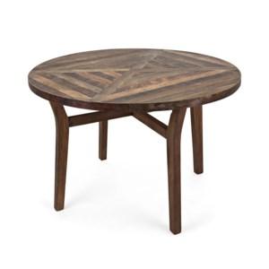 Delphia Reclaimed Wood Dining Table