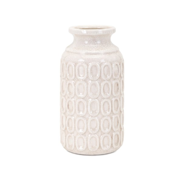 Eleanor Ceramic Medium Vase