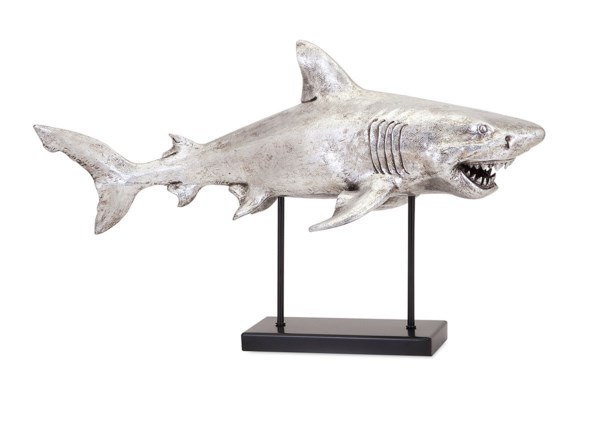 Shark-Alley Sculpture