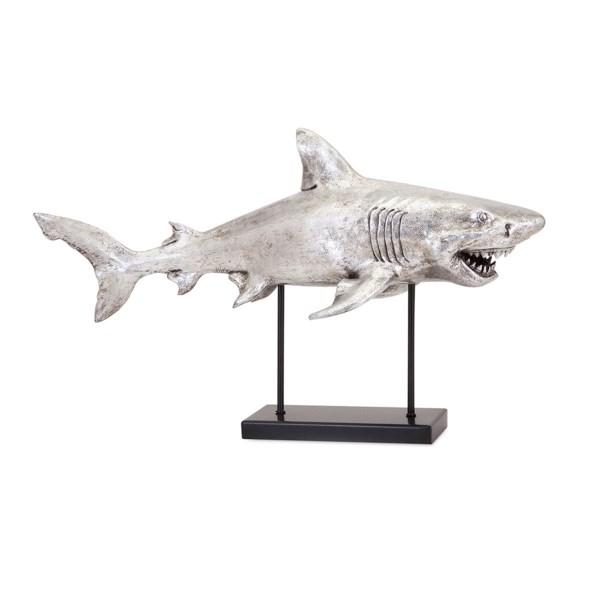 Shark-Alley Sculpture