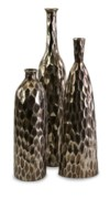 Bevan Ceramic Vases - Set of 3