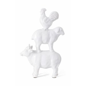 Ritter Ceramic Stacked Farm Animals