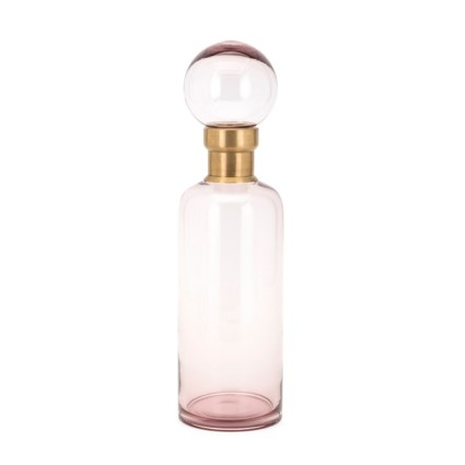 Loletta Large Glass Bottle with Stopper