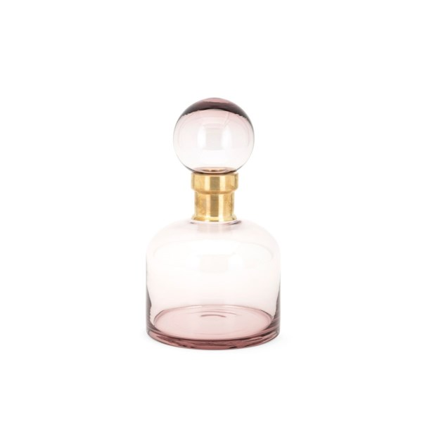 Loletta Small Glass Bottle with Stopper