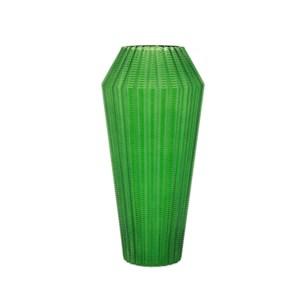 Palms Large Glass Vase