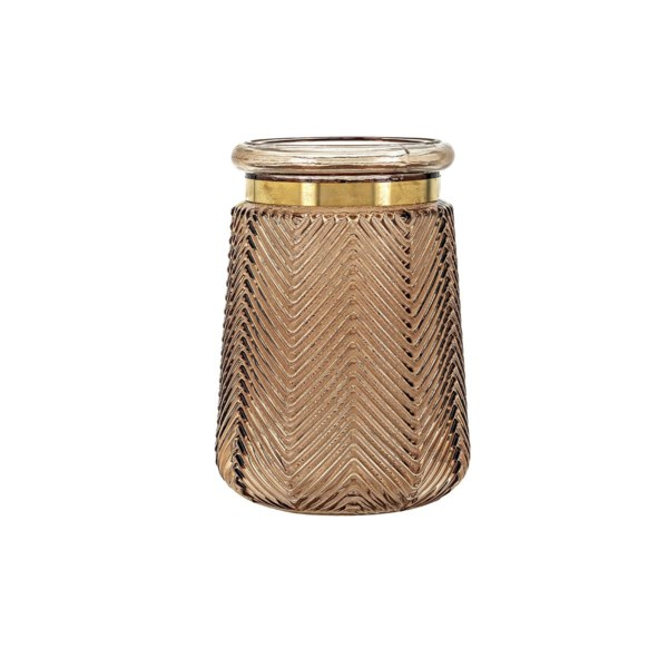 TY Canyon Small Glass Vase