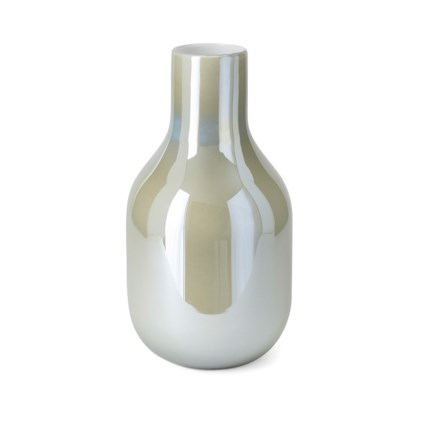 Luster Large Glass Vase