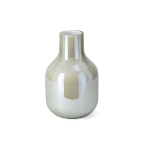 Luster Medium Glass Vase