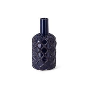 Nantucket Short Ceramic Vase