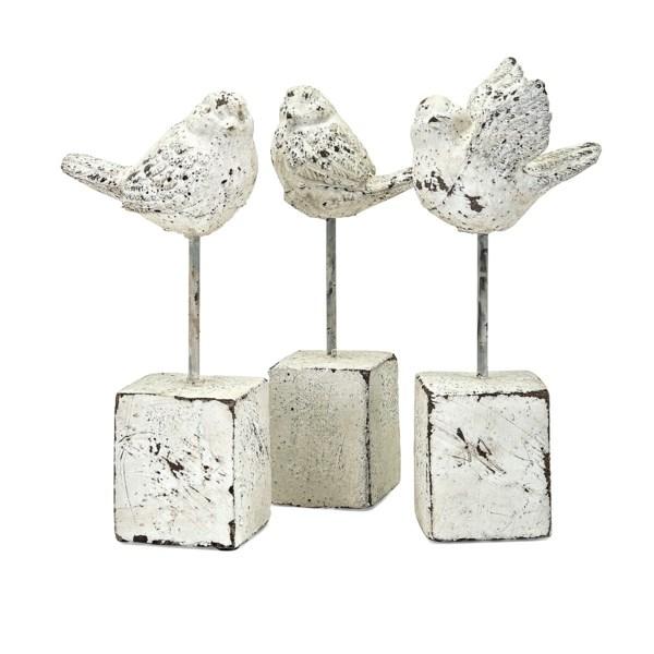 TY Nightingale Birds - Set of 3