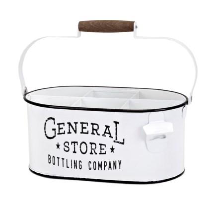 General Store Bottle Caddy