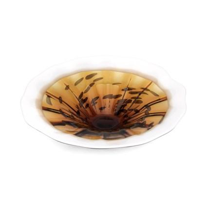 Marcella Glass Plate