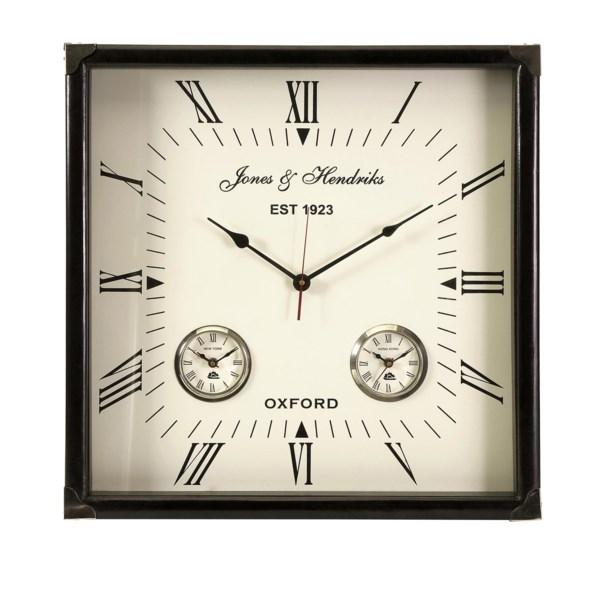 Worldtimer Wall Clock