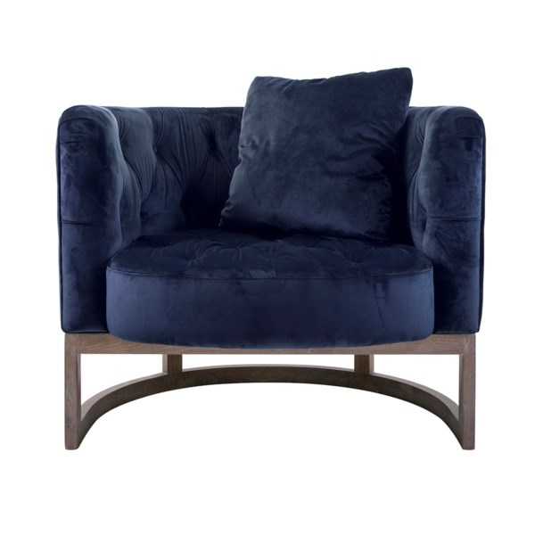 NK Tangla Curved Back Chair - Nk Furniture - IMAX ...