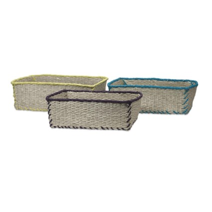Koko Storage Baskets - Set of 3