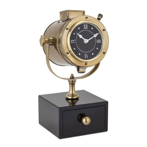 TY Tribute Desk Clock with Drawer