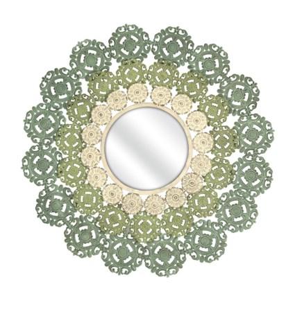 Mcguire Medallion Mirror