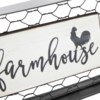 Farmhouse Wall Blocks - Set of 4