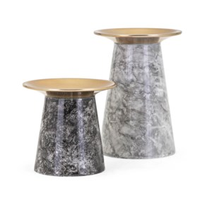 Paris Candleholders - Set of 2