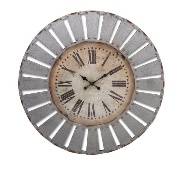 Dees Iron Clock