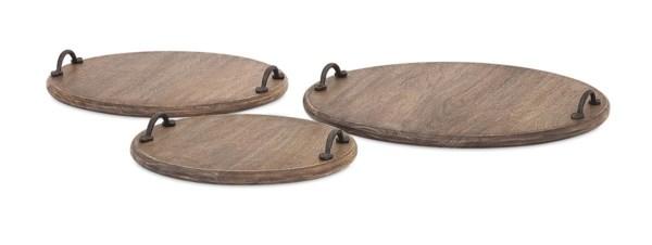 Breanna Bread Boards - Set of 3